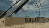 Selling solar to the Marines - Ooh-rah!