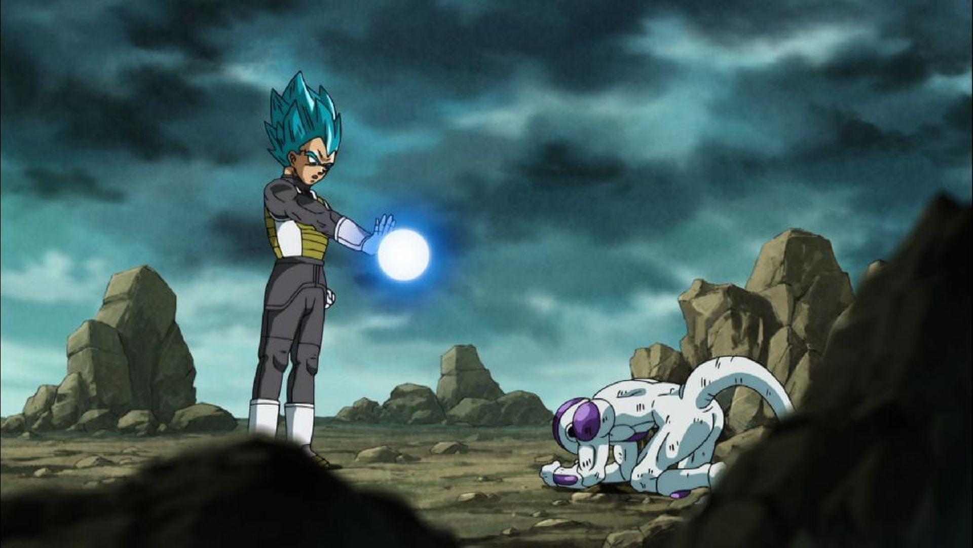 Dragon Ball Super - You're Our Tenth Warrior! Goku