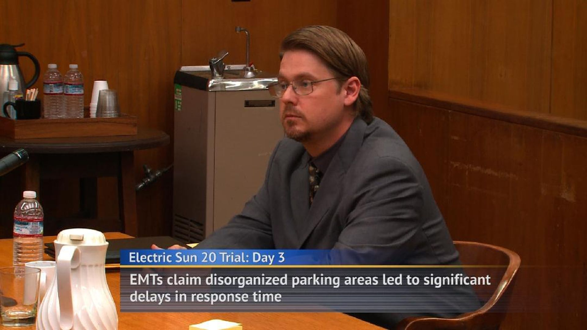 Tim Heidecker Trial - Highlights From Day 3