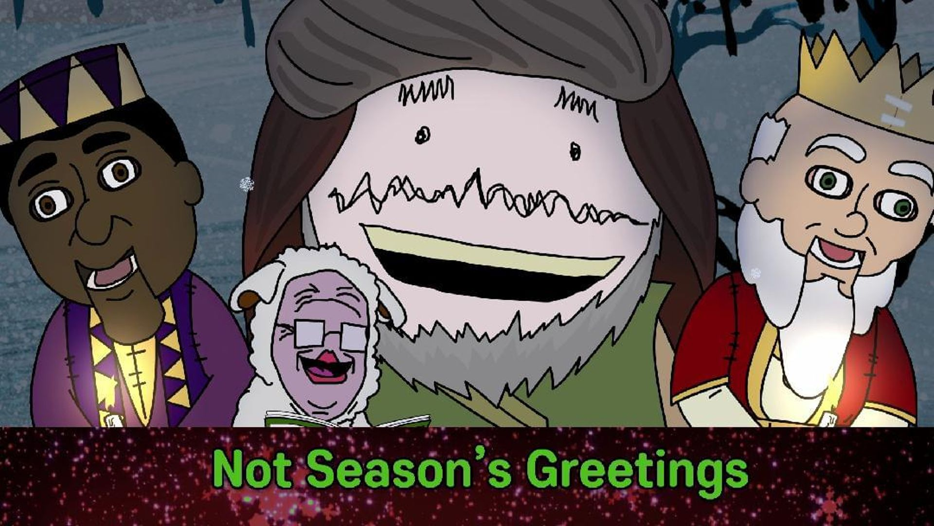 Squidbillies - Squidbillies Christmas Special Trailer