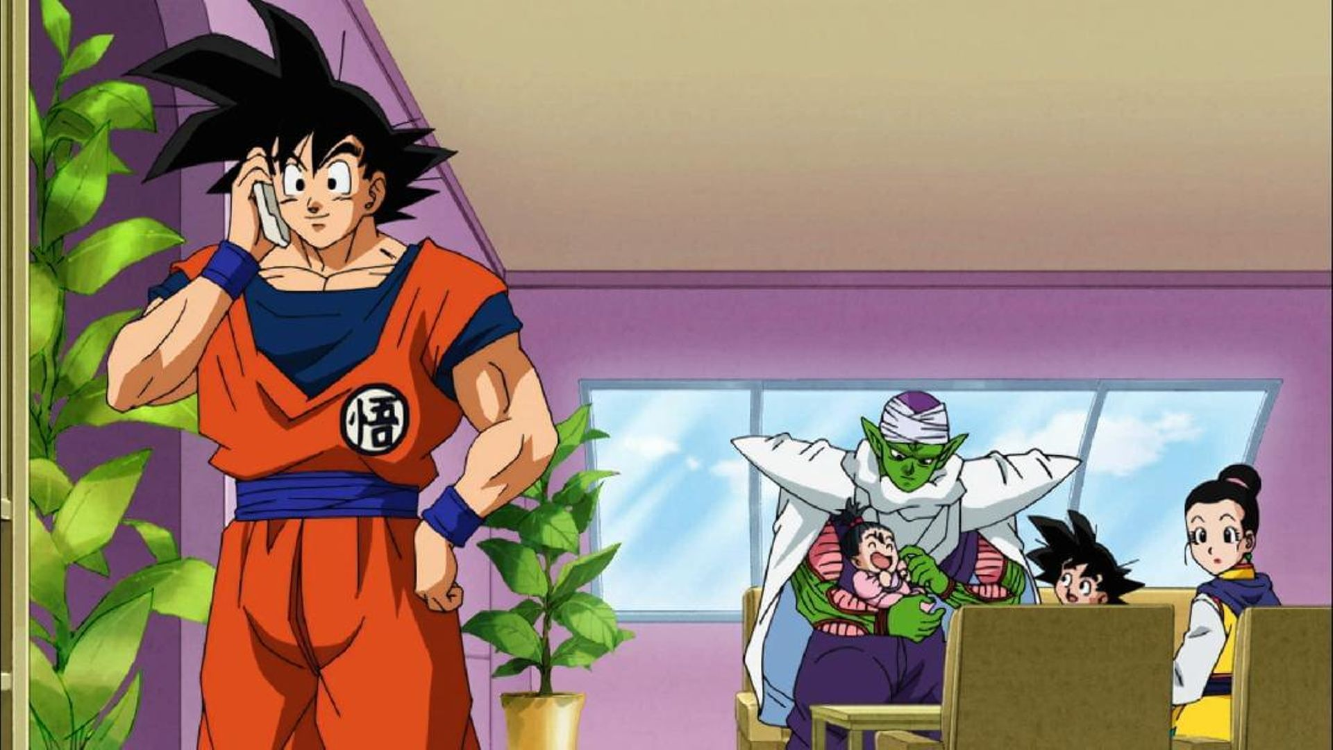 Watch Dragon Ball Super on Adult Swim
