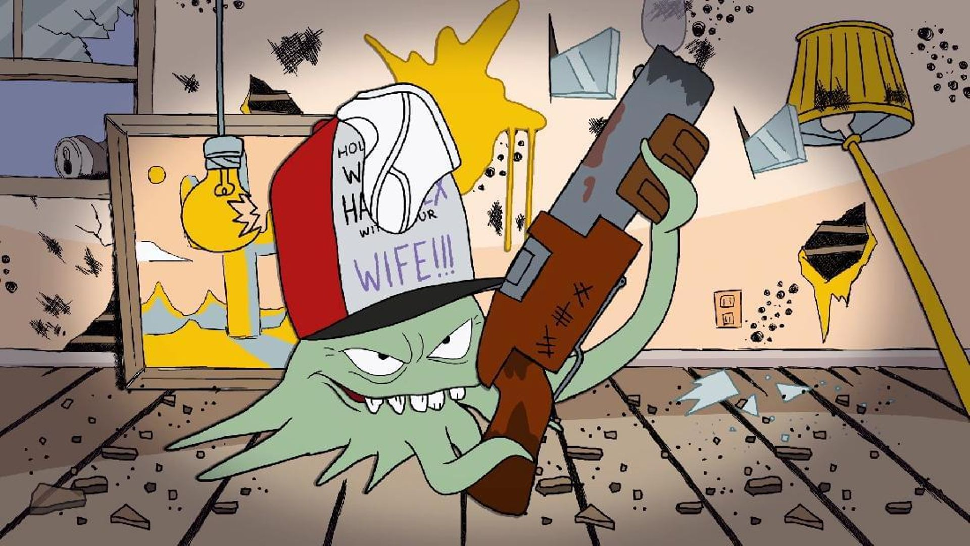 Squidbillies - Early Shoots