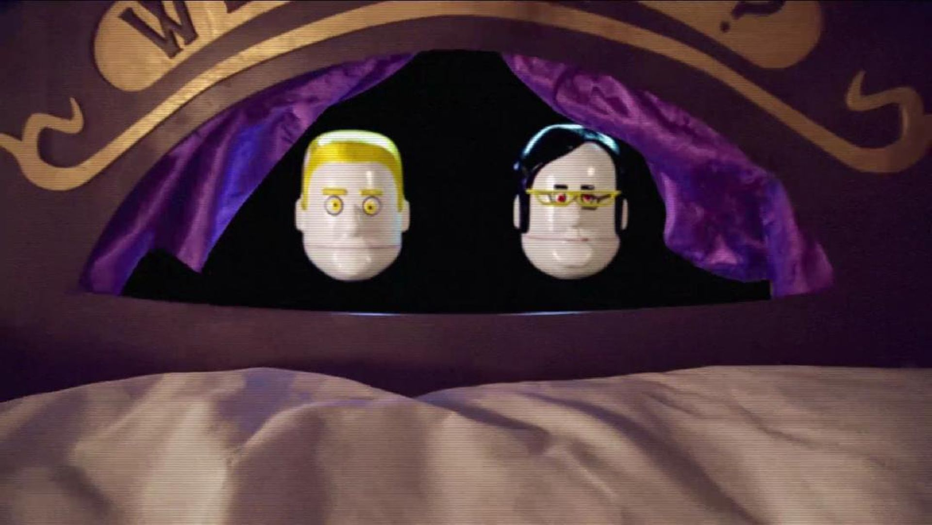 Tim & Eric's Bedtime Stories - Bedtime Twilight