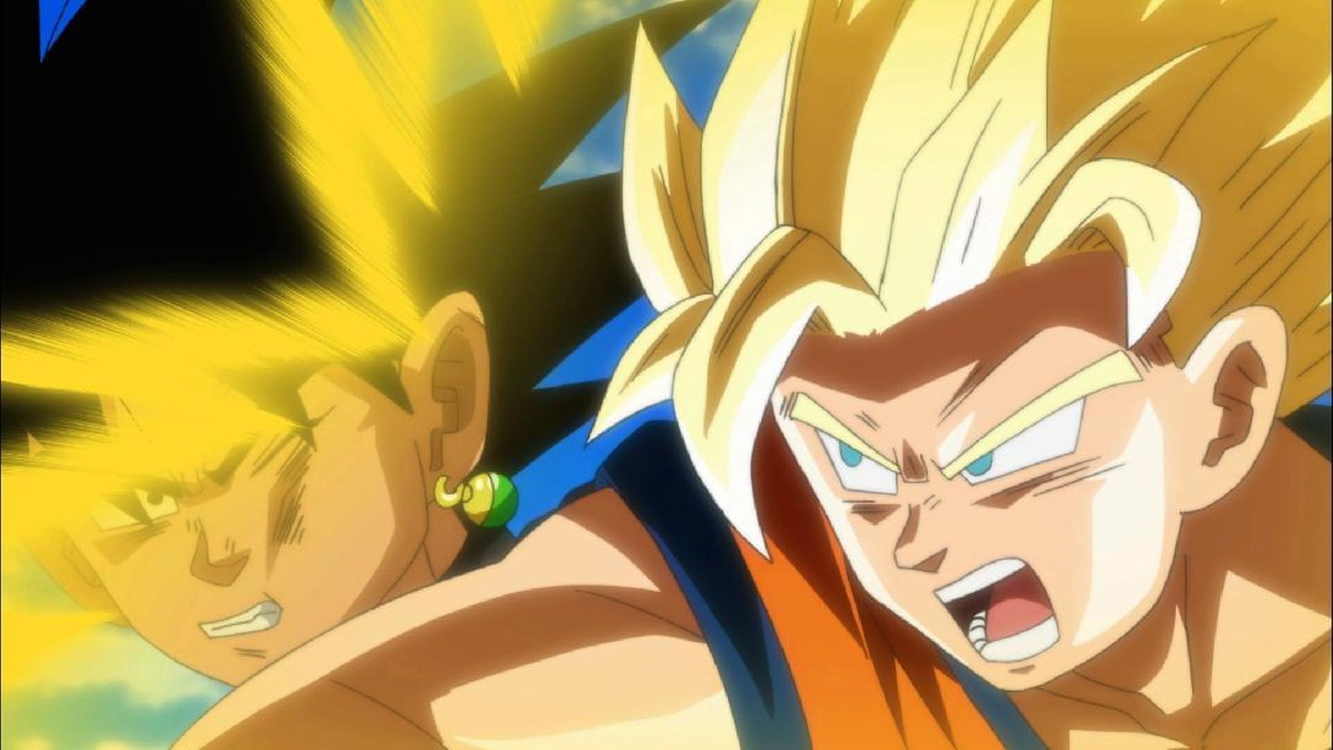 Dragon Ball Super - Sneak Peek – Goku vs. Goku