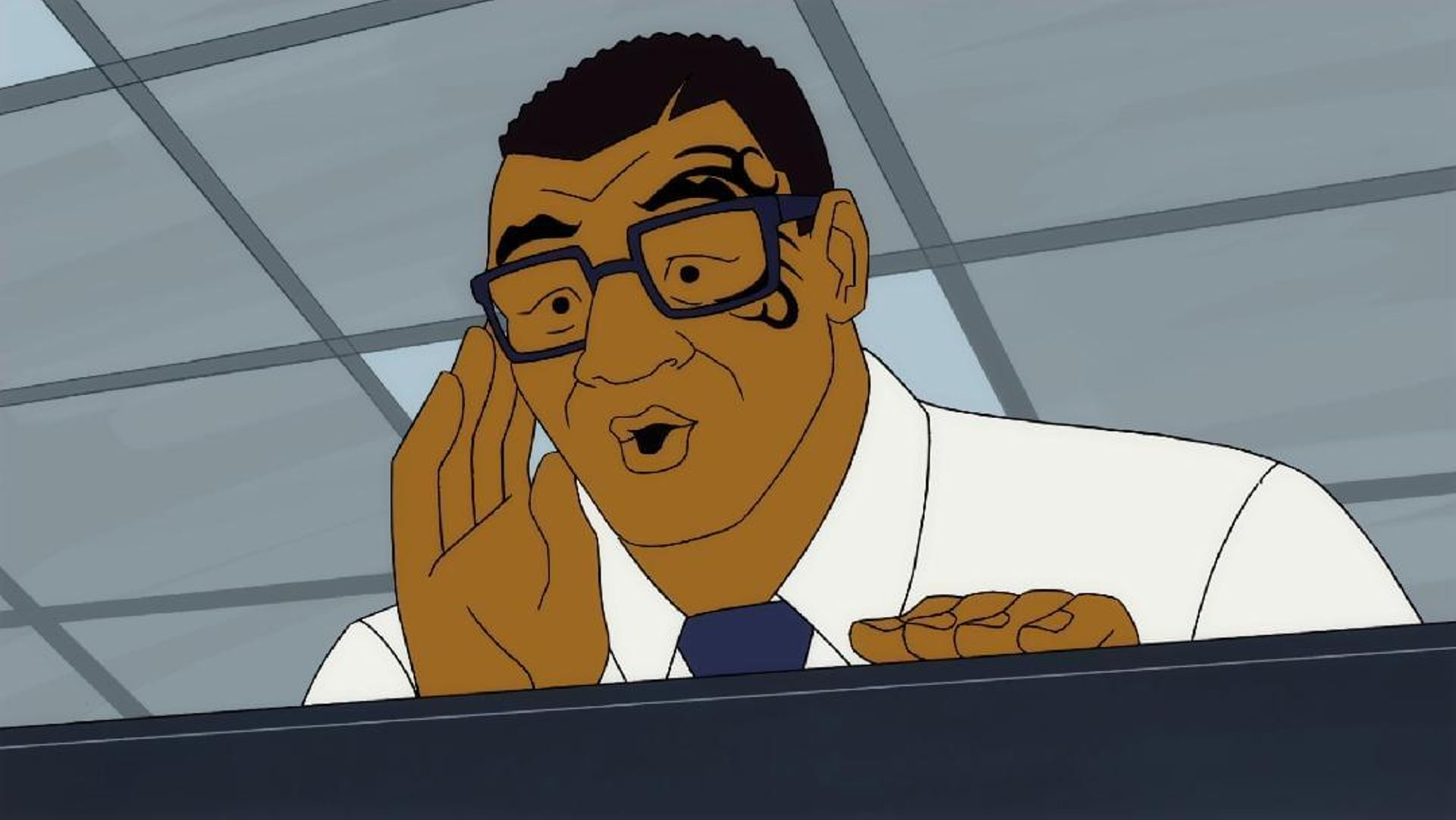 Mike Tyson Mysteries - International Man of Mystery