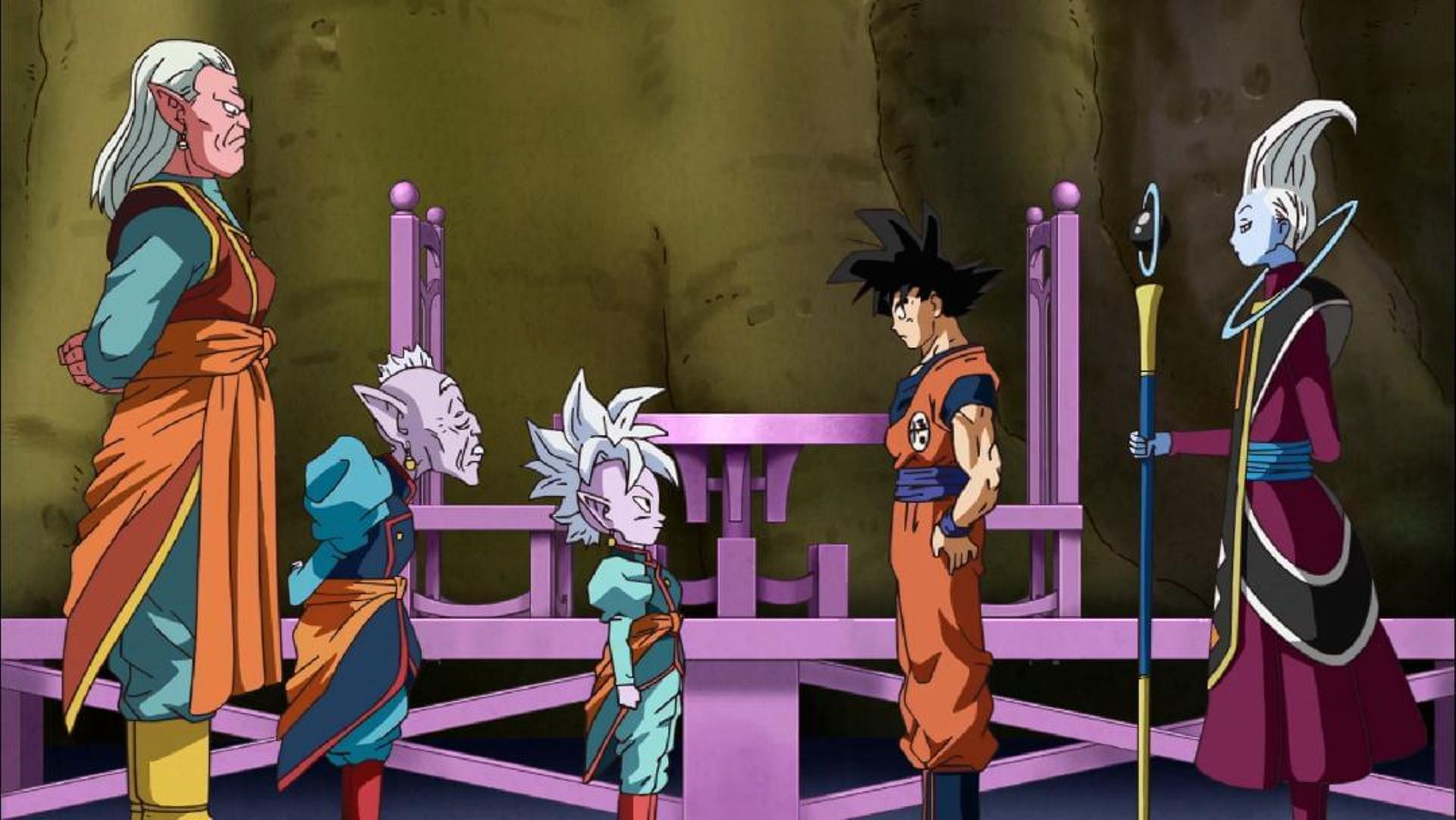 Dragon Ball Super - Sneak Peek – Strong Advice