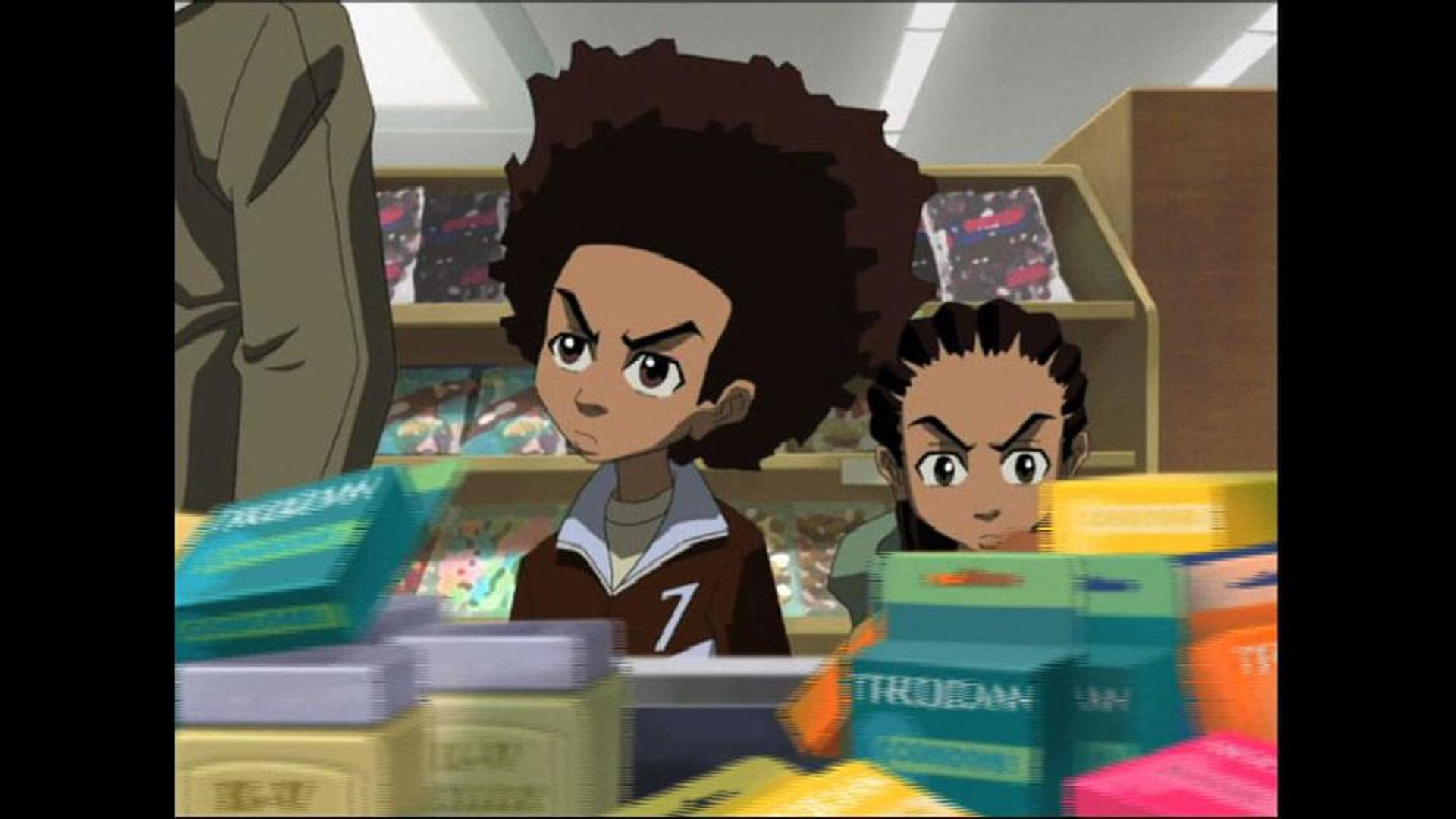 The Boondocks - Date Night At Red Lobster