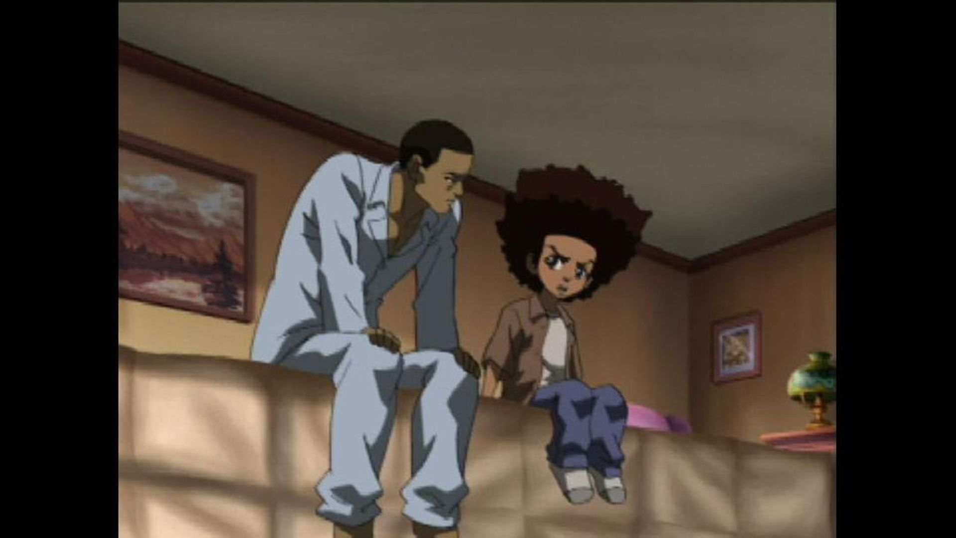 The Boondocks - Tom Needs A Favor