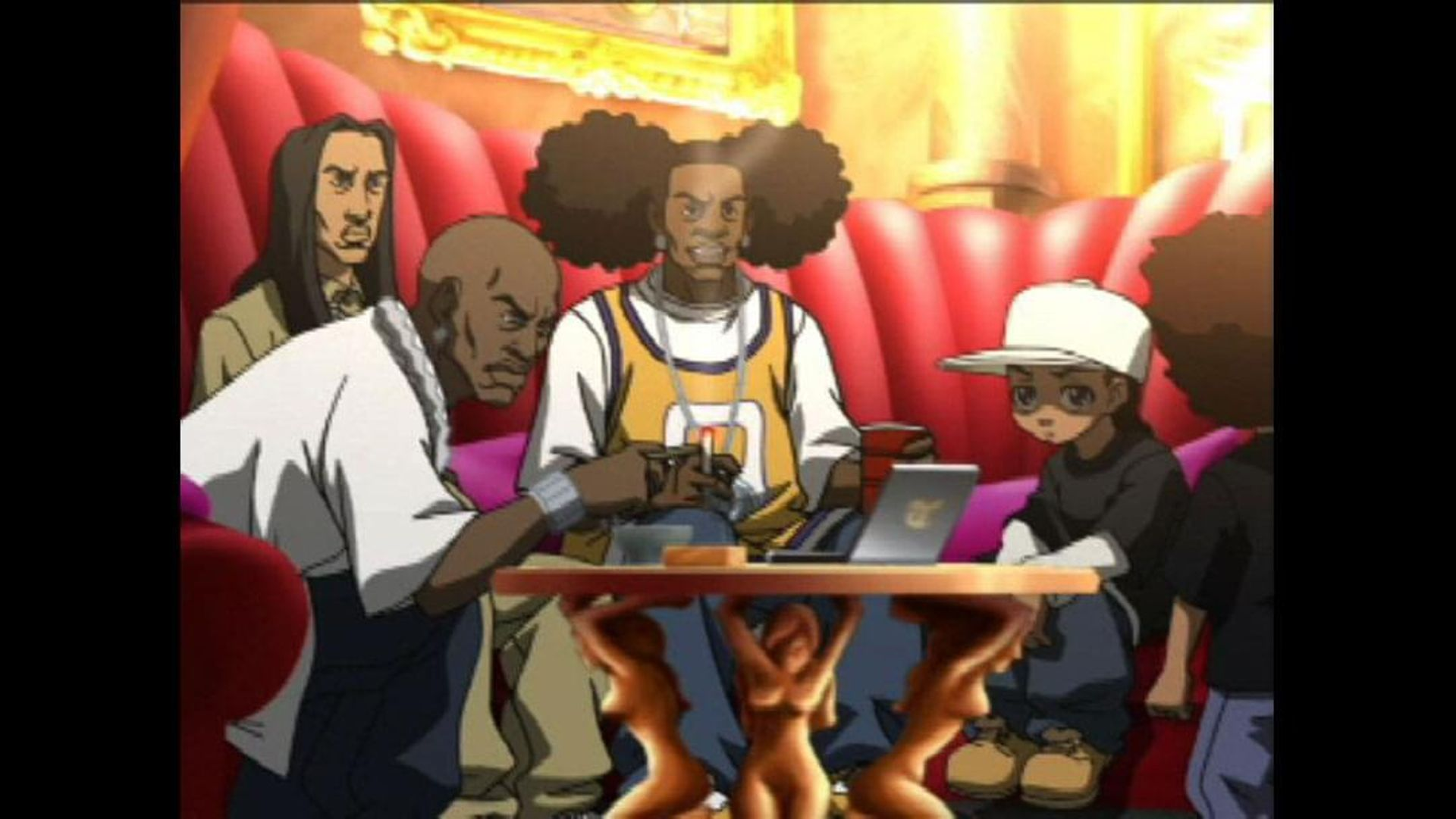 The Boondocks - Thugnificent Arrives