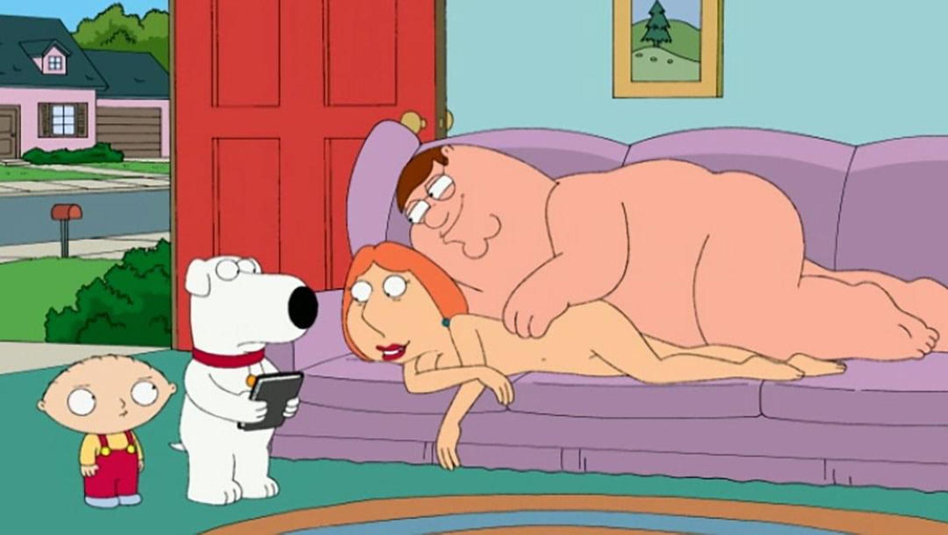 Family Guy Deep Throats