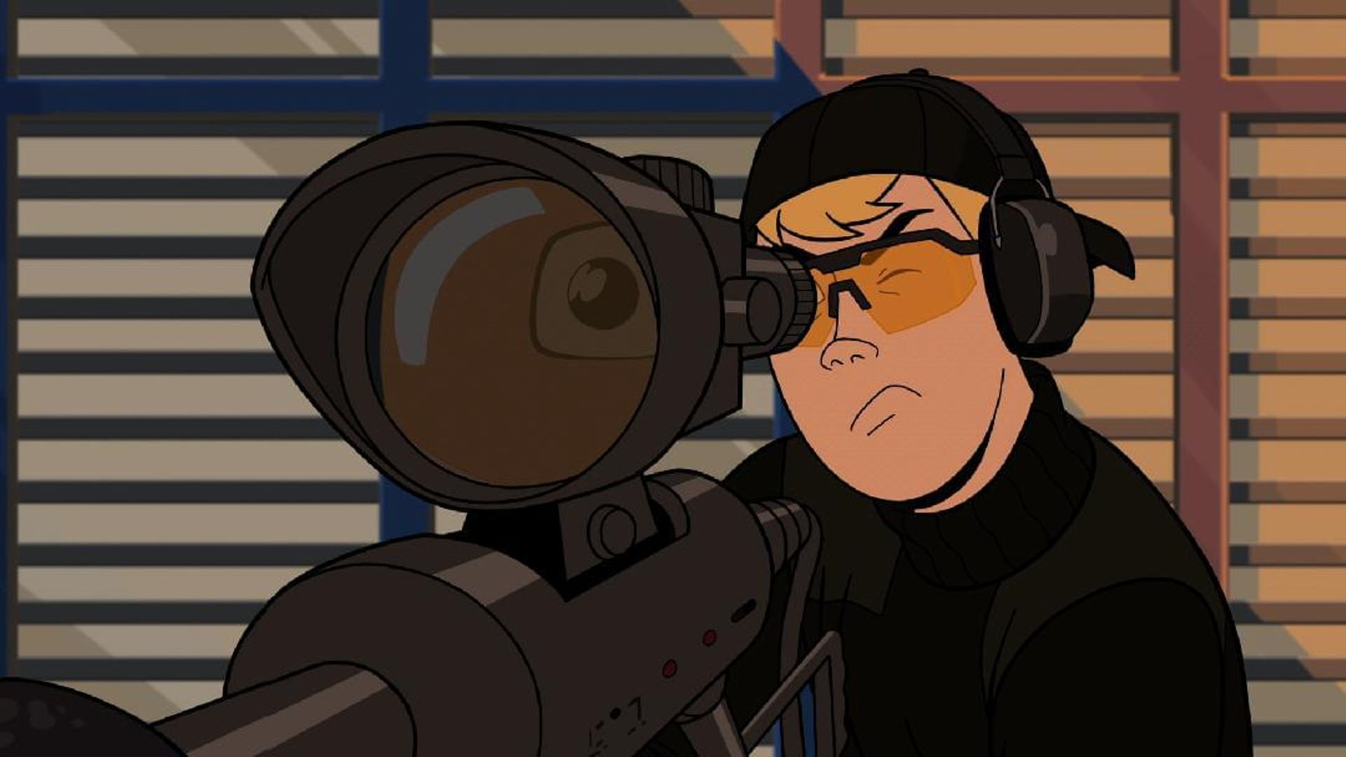 The Venture Bros. - Sneak Peek – Blue Morpho's Prisoner