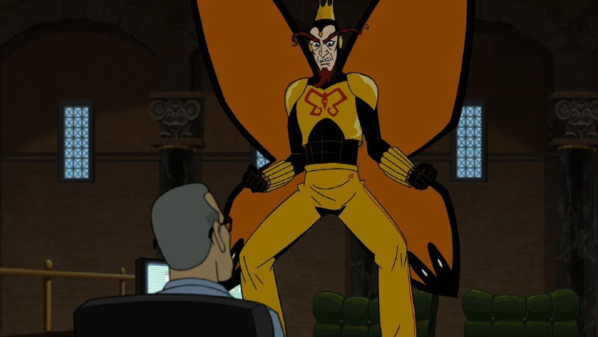 The Venture Bros. - Sneak Peek – Borrowing