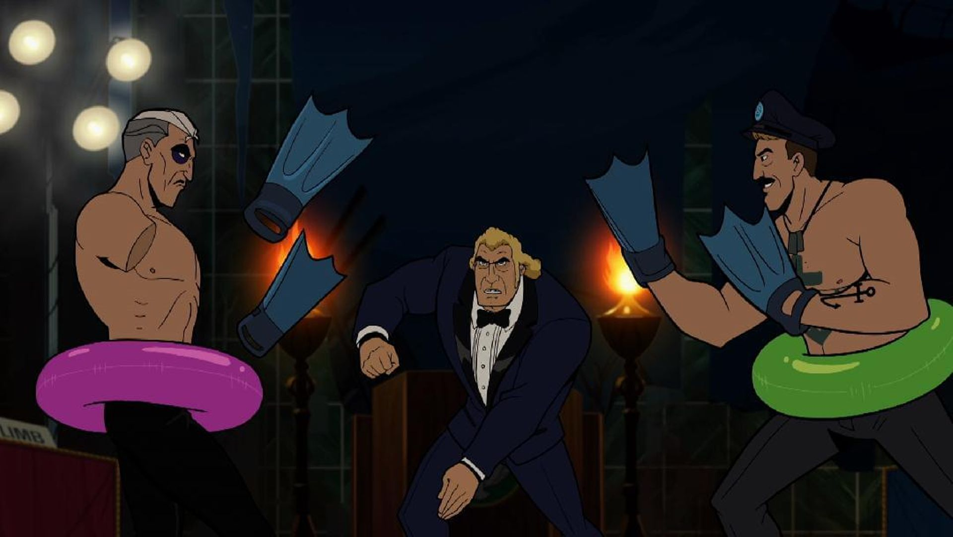 The Venture Bros. - Sneak Peek – The Pool Battle