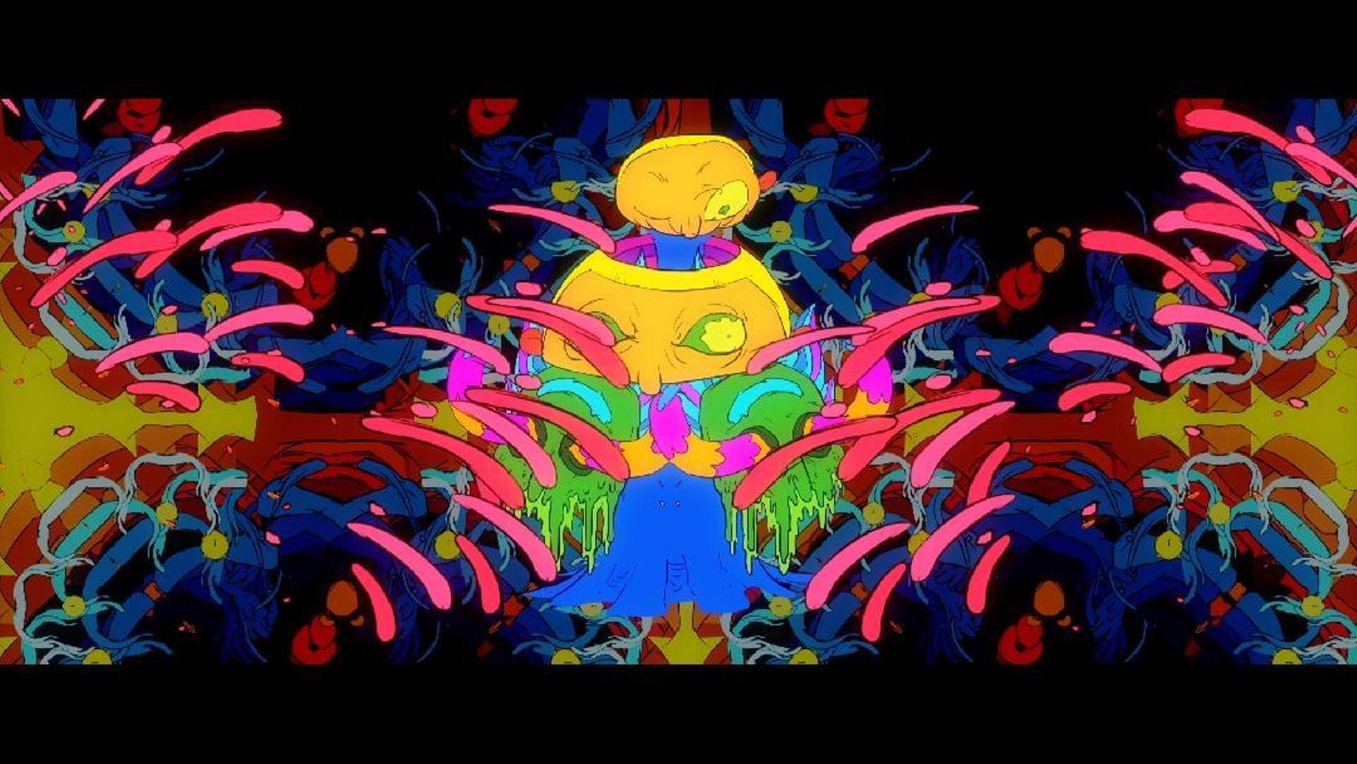 Rick and Morty - RAM: Sploosh
