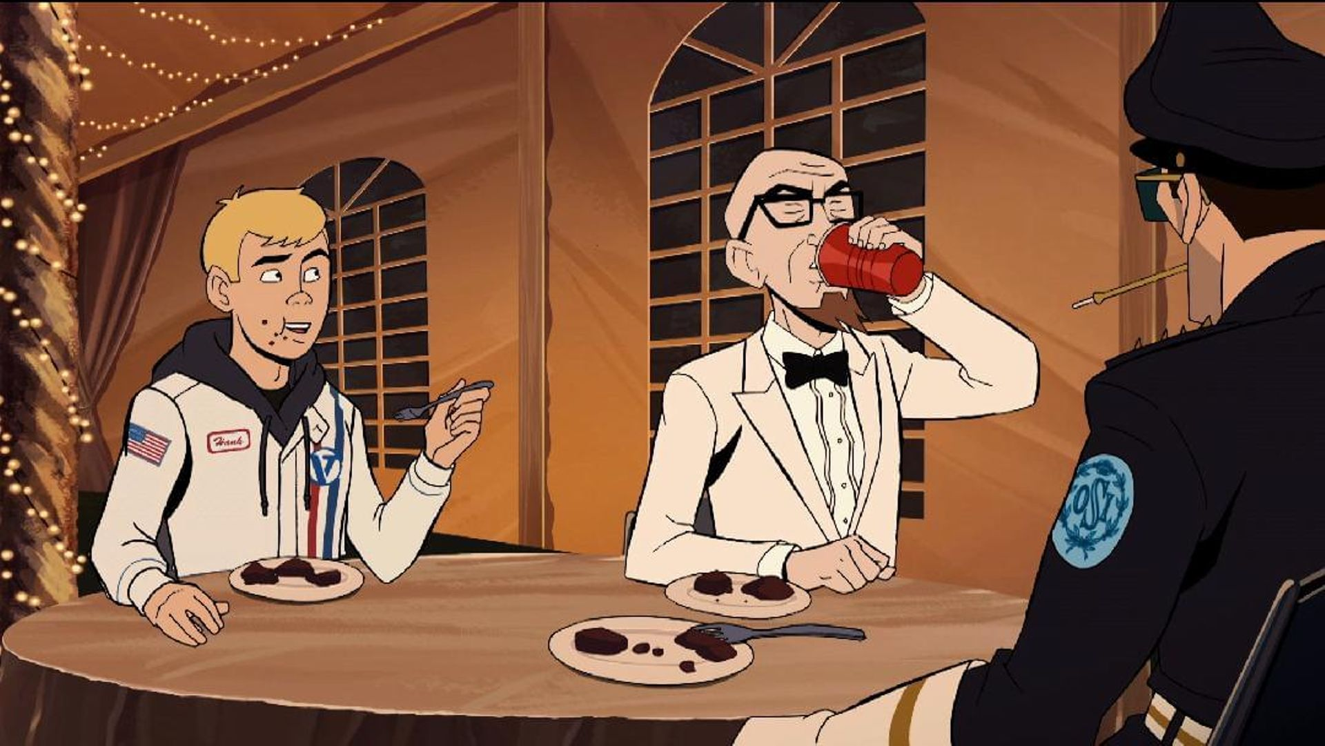 The Venture Bros. - Sneak Peek – Summit Talk