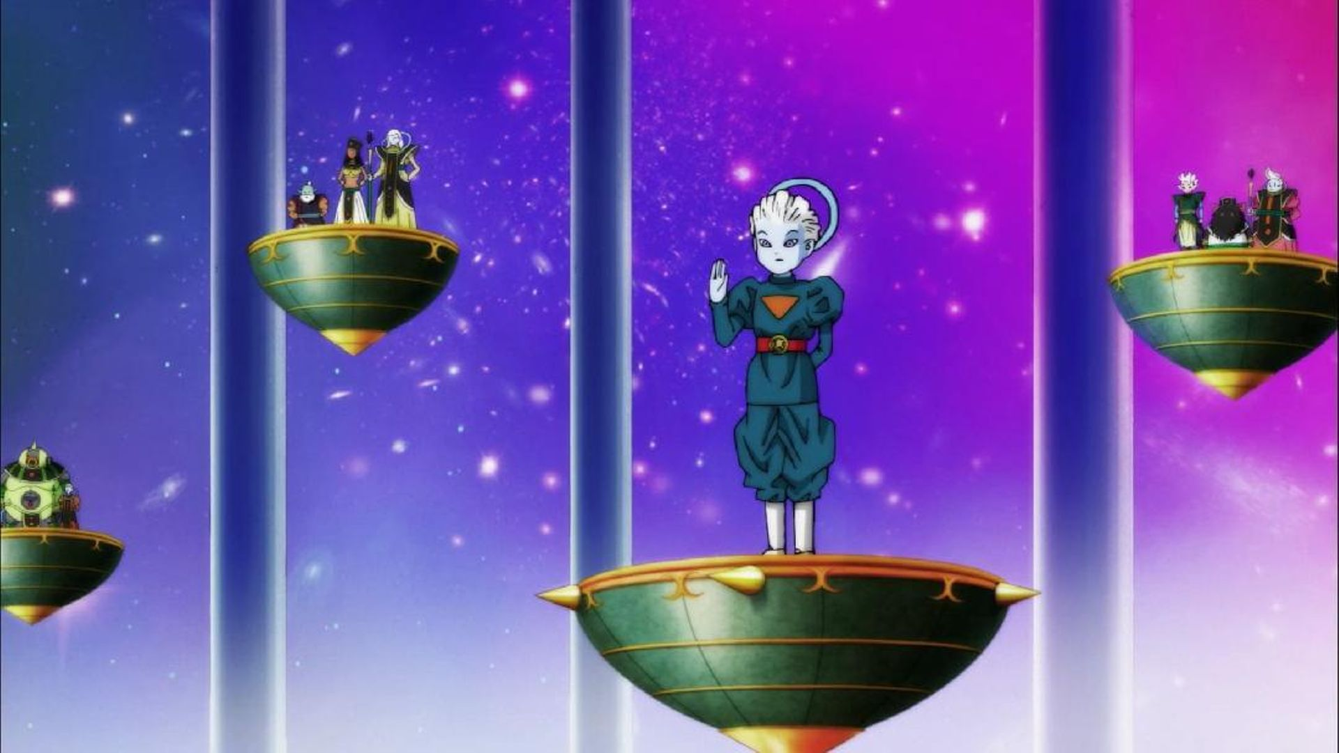 Dragon Ball Super - Sneak Peek – The Gathering