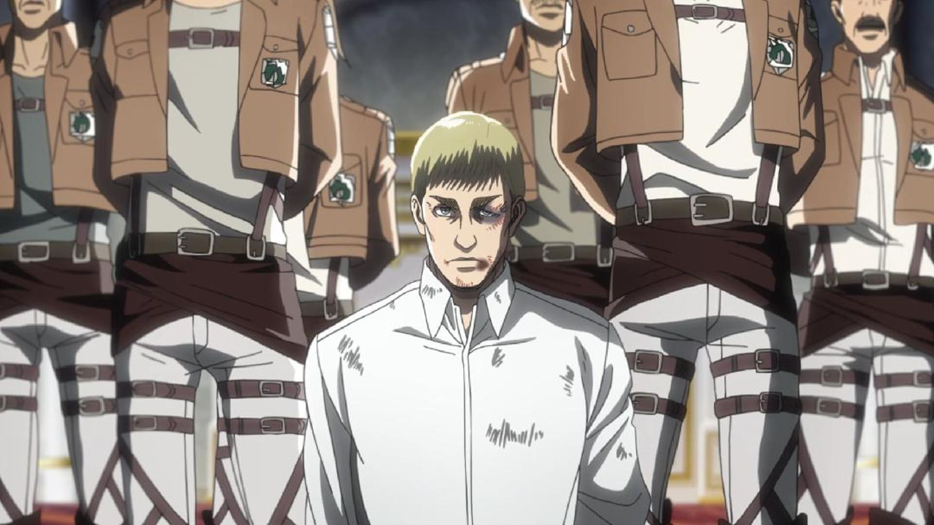 Attack on Titan - Sneak Peek – Gallows Pole