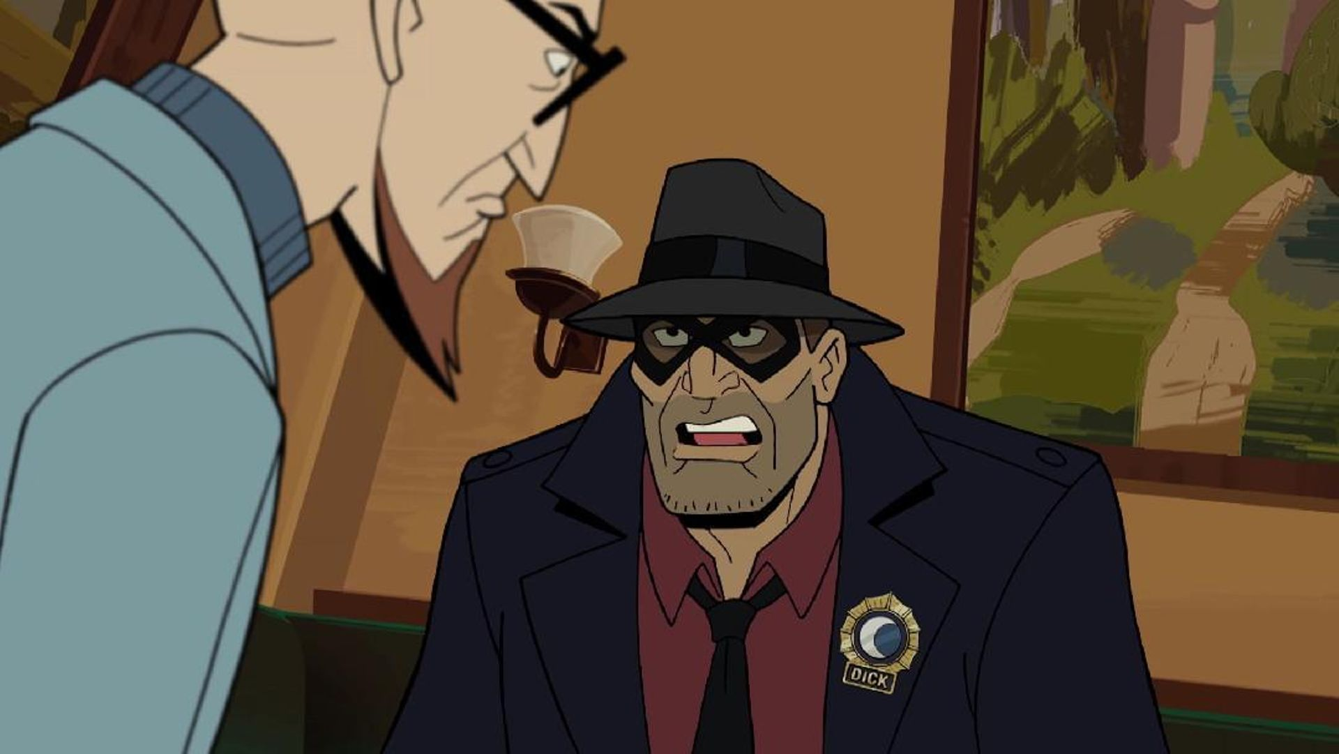 The Venture Bros. - Sneak Peek – Black Widow