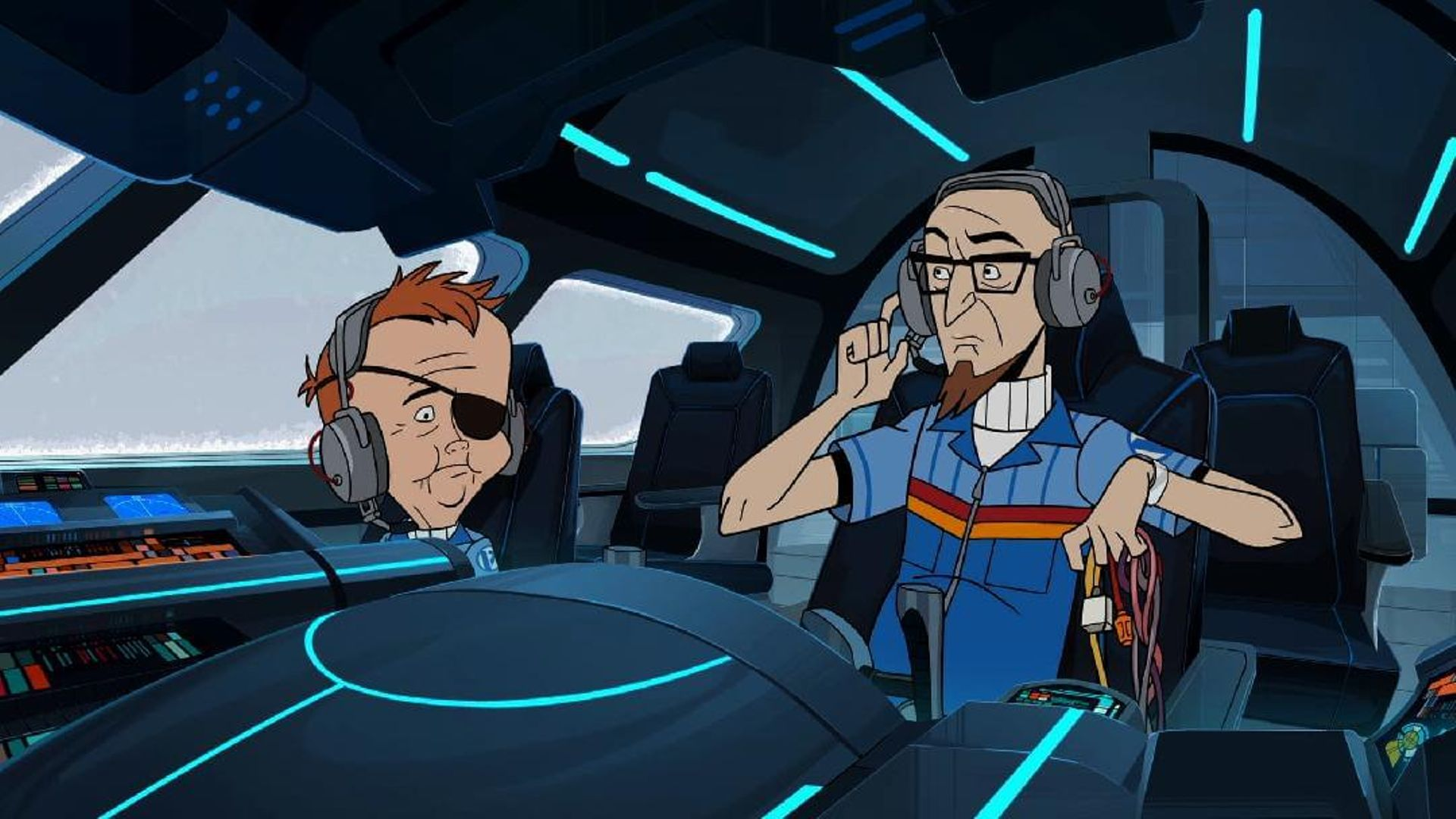 The Venture Bros. - Sneak Peek – Spaghetti