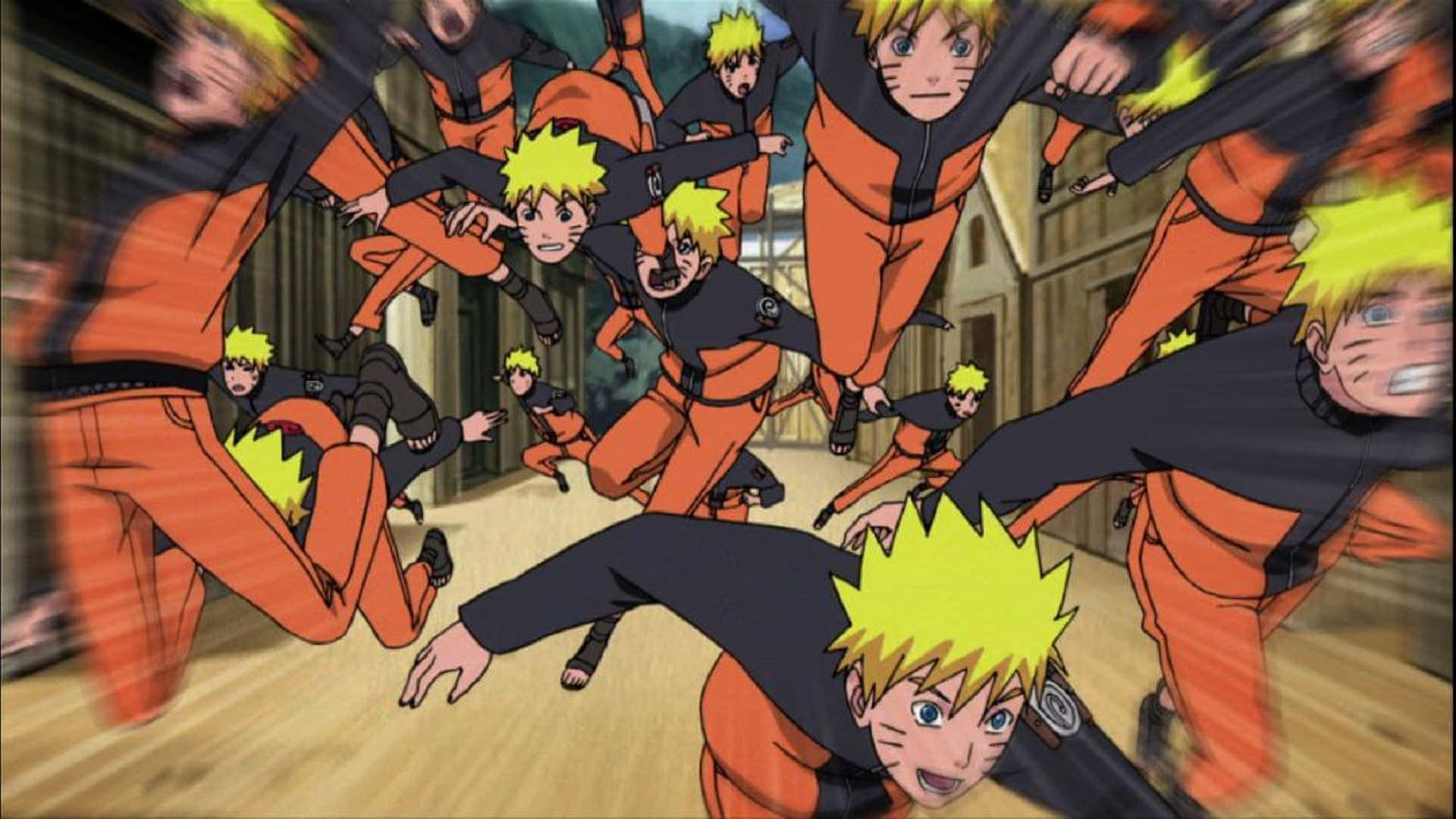 Naruto: Shippuden - The Girls Get-Together - Adult Swim