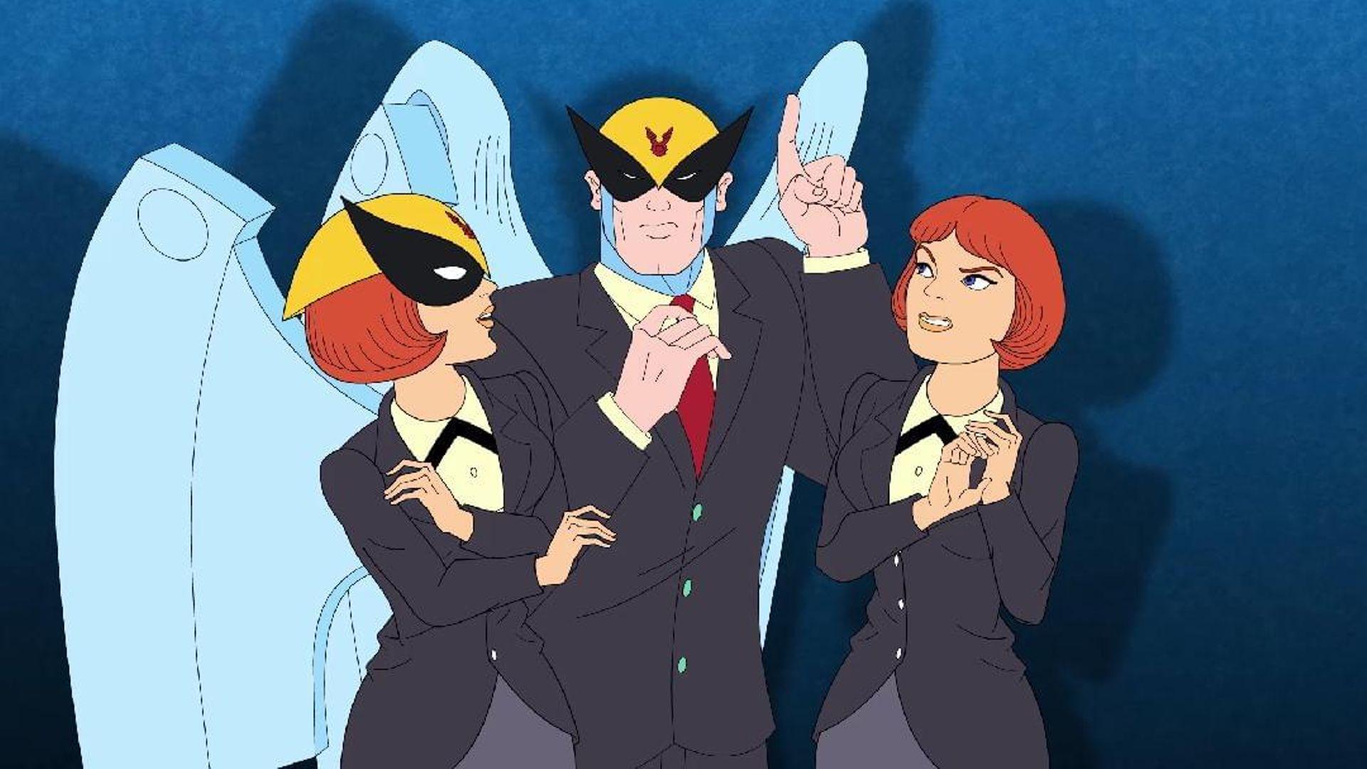 Harvey Birdman, Attorney at Law - Impeach Phil Ken Sebben