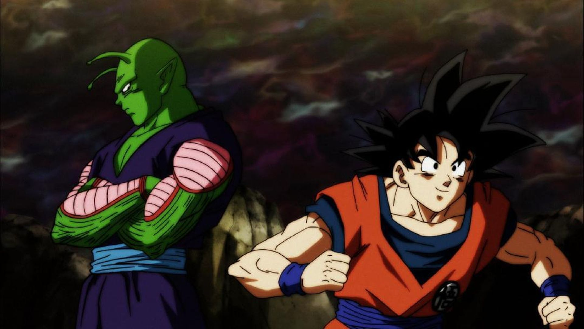 Dragon Ball Super - Gohan, Get Ruthless! Showdown with the