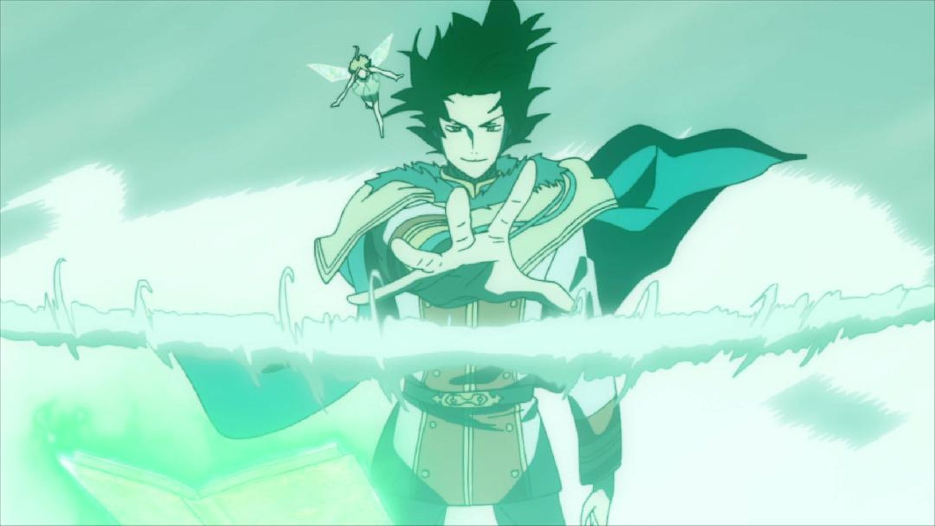 Julius Novachrono S2 Ep42 Black Clover But in fights like julius novachrono vs patry, the series' definition of absolute power isn't as attainable yet, and strength itself becomes more of a mystery and less something that you nab just by believing in yourself a little harder. two new stars