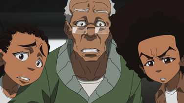 The boondocks all seasons download