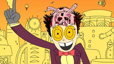 Watch Superjail! on Adult Swim