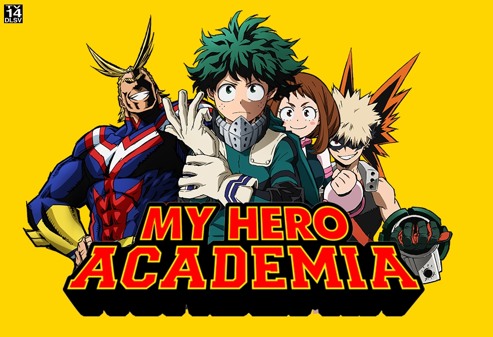 Watch My Hero Academia on Adult Swim