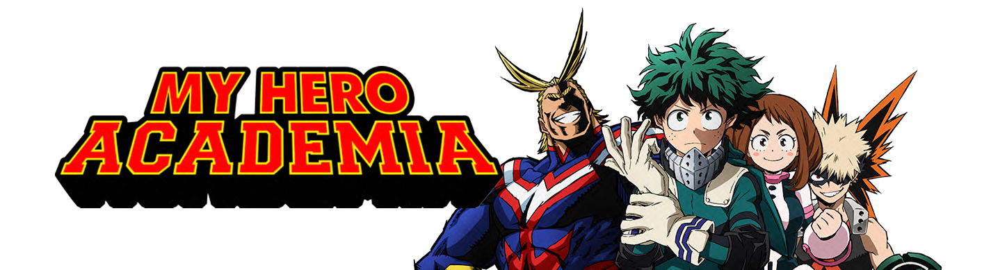 0f849325aca8 Watch My Hero Academia on Adult Swim