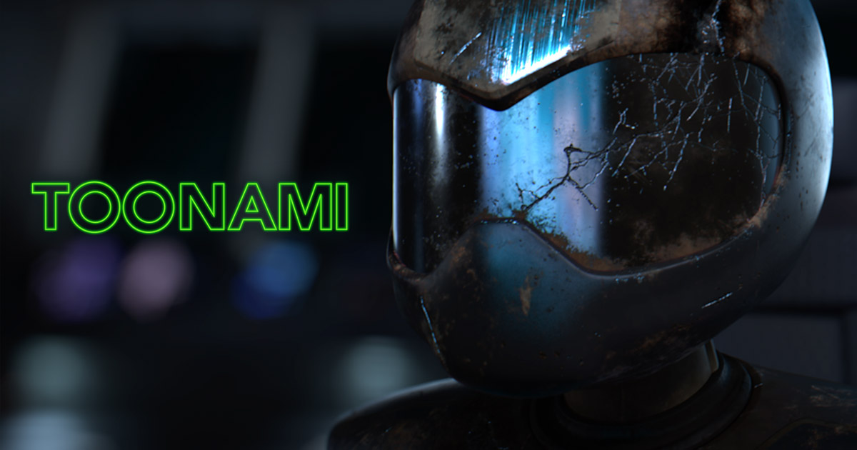 Toonami on FREECABLE TV
