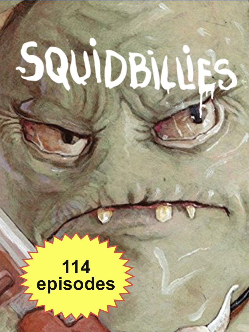 Watch the Squidbillies