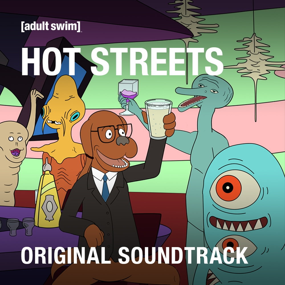 Hot Streets Soundtrack