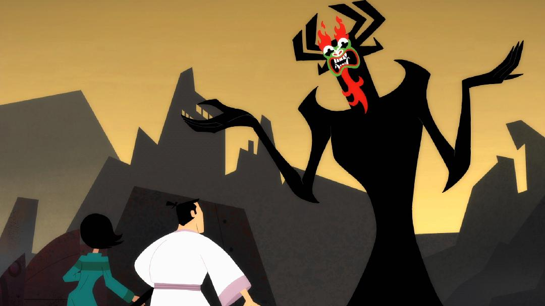 Watch Samurai Jack on Adult Swim