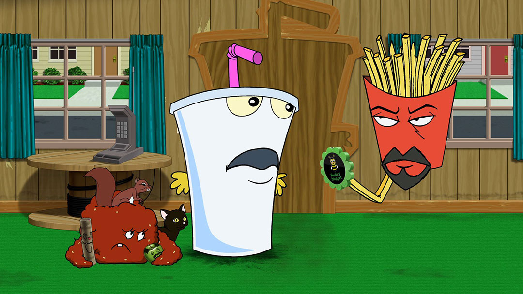 Aqua Teen Hunger Force - Buddy Nugget - Adult Swim-4723