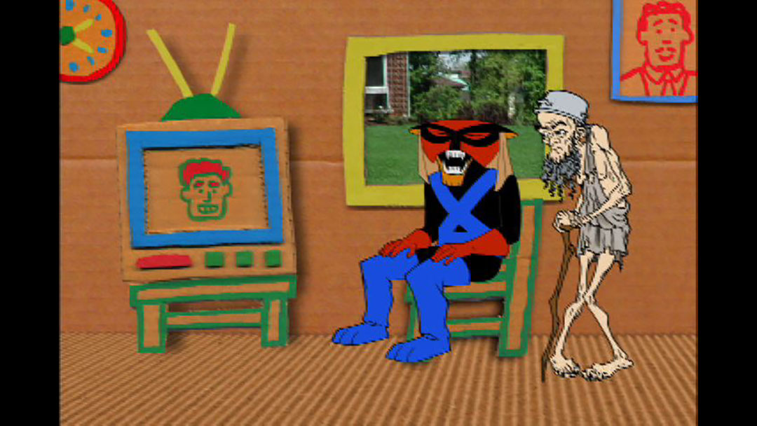 the brak show - cardburkey