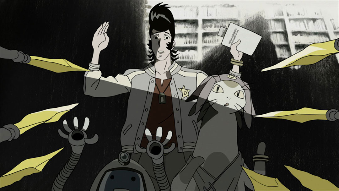 Watch Space Dandy on Adult Swim