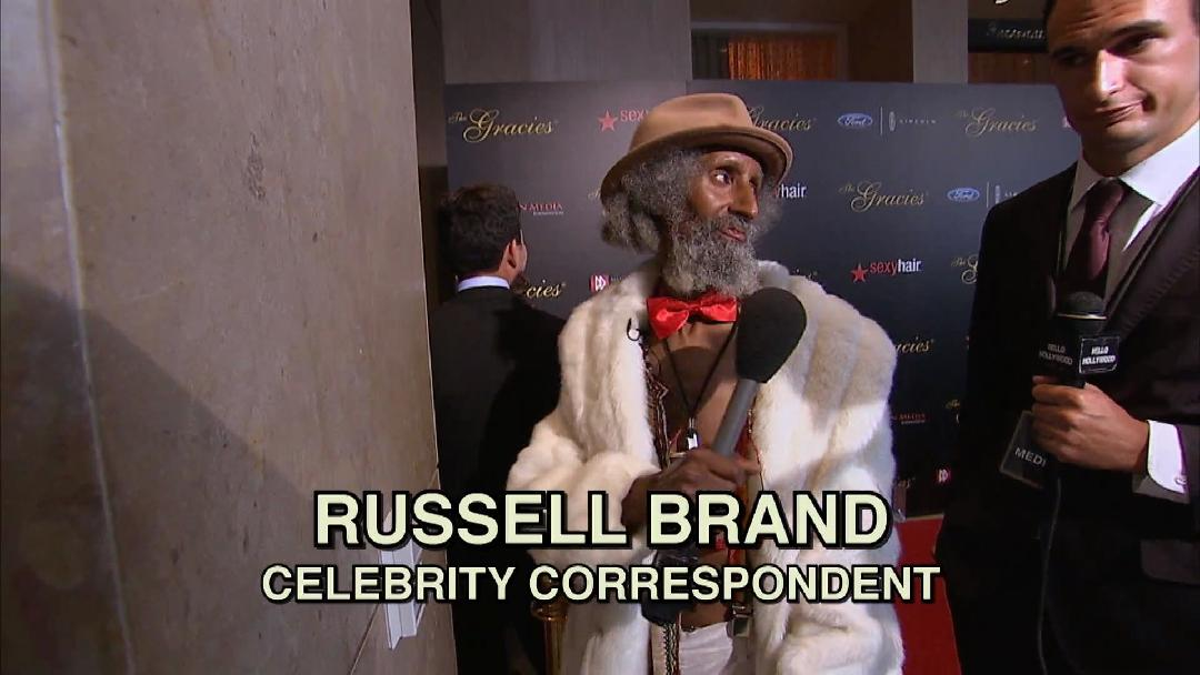 Russel brand show