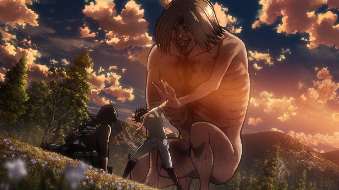 Watch Full Episodes of Attack on Titan, a Part of Toonami on