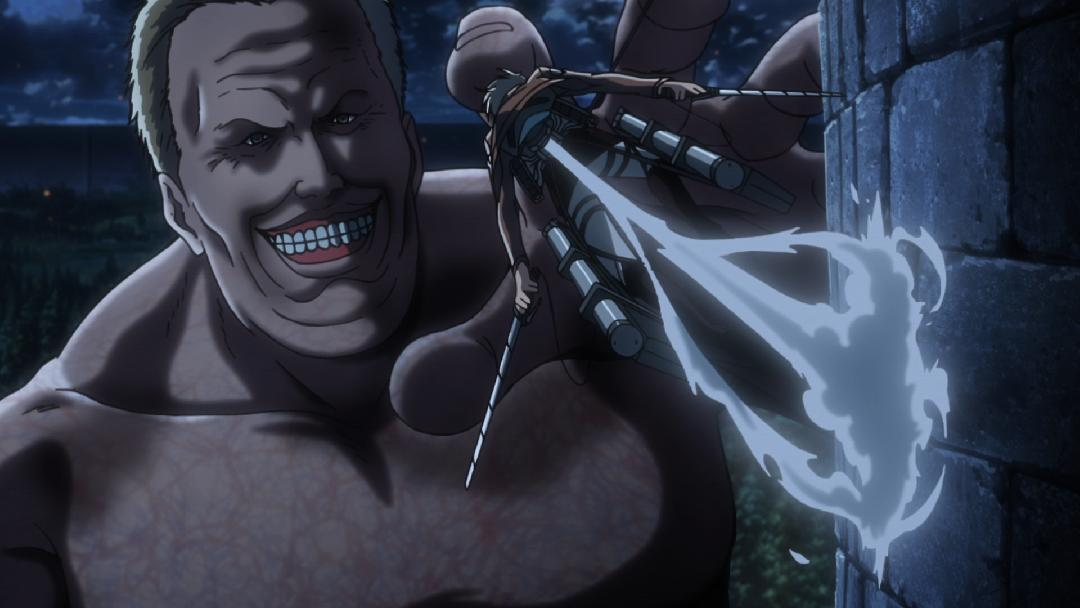 Watch Attack on Titan on Adult Swim