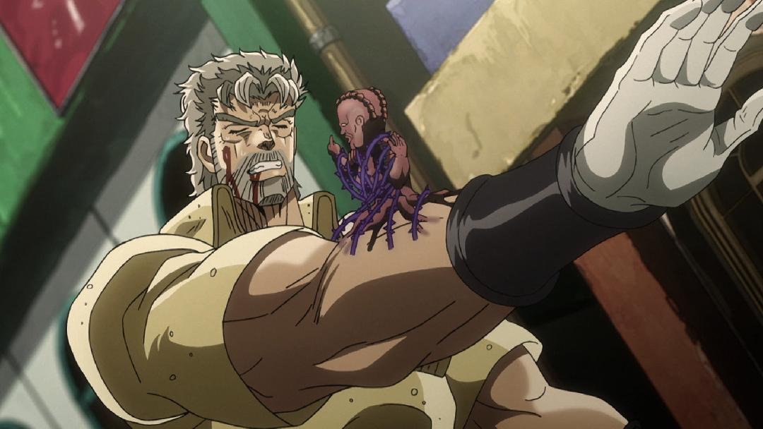 JoJo's Bizarre Adventure - Justice Part 1 - Adult Swim