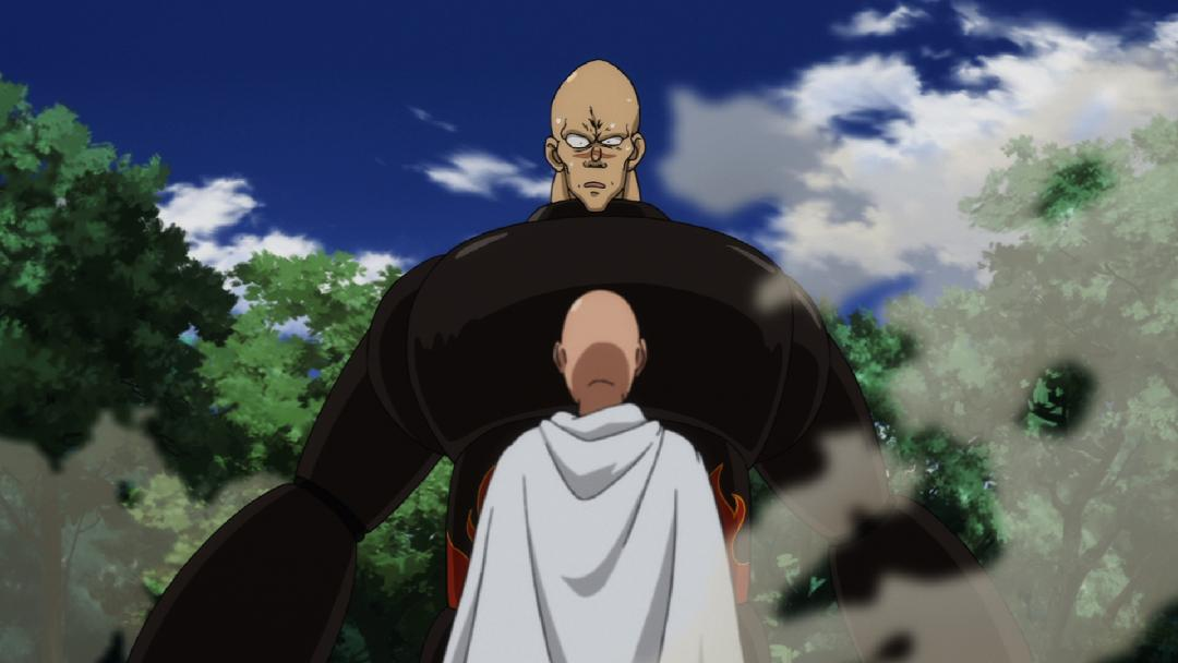 One-Punch Man - The Strongest Man - Adult Swim