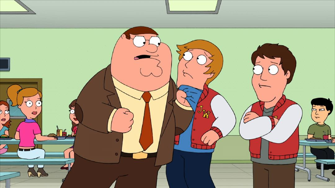 Watch Family Guy on Adult Swim