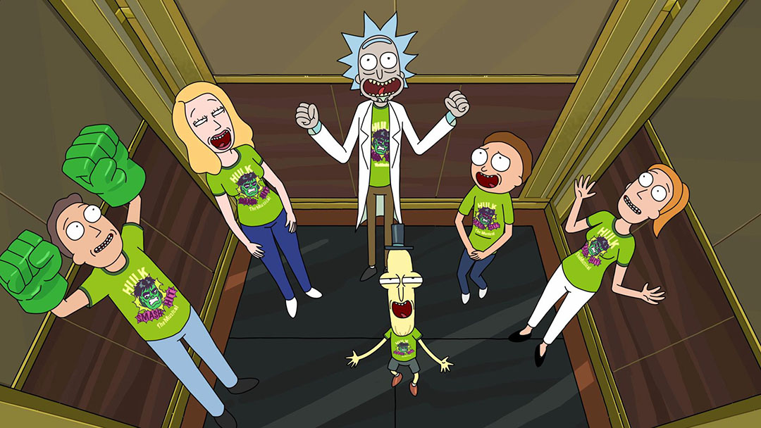 Watch Rick and Morty on Adult Swim
