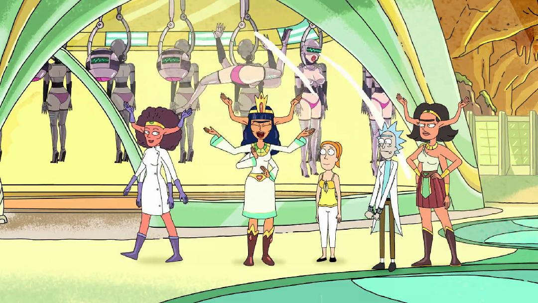 Watch rick and morty season 3 episode 10 live