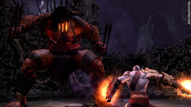 Gamers pumped up for 'God of War III' - CNN.com
