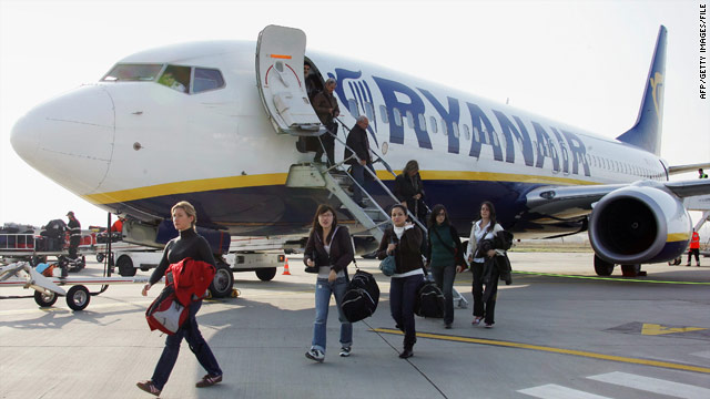Ryanair, a budget airline based in Ireland, is known for its rock-bottom fares and multitude of fees.