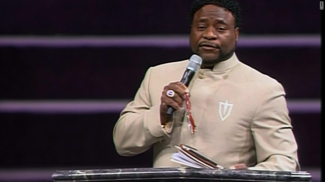 Bishop Eddie Long has talked bluntly about homosexuality and his attitude toward women in his sermons and books.