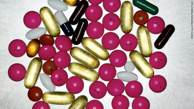 Supplements to improve adult's health